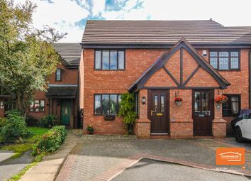 Thumbnail 2 bed semi-detached house for sale in Enville Close, Turnberry, Bloxwich