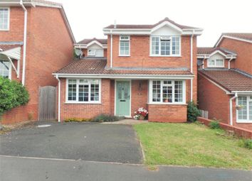 Thumbnail 3 bed detached house for sale in Swanmere, Newport