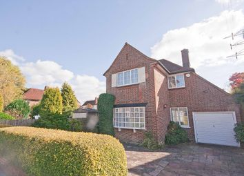 Thumbnail 3 bed detached house for sale in Hallam Gardens, Hatch End, Pinner