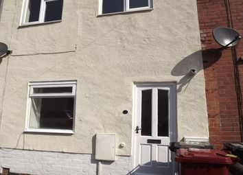 Thumbnail 2 bed terraced house to rent in Chapman Lane, Grassmoor, Chesterfield.