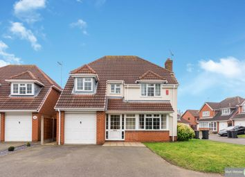 Thumbnail 4 bed detached house for sale in Ribbonfields, Nuneaton