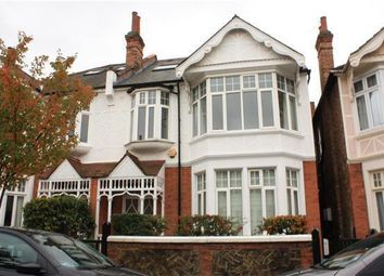 Thumbnail 7 bed semi-detached house to rent in Fordhook Avenue, Ealing Common, Ealing