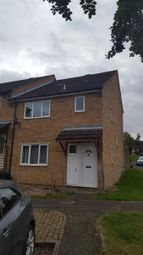 Thumbnail 3 bedroom end terrace house to rent in Crowthorp Road, Northampton