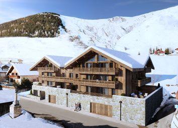 St Sorlin-D'arves, Rhone Alps, France. 2 bed apartment