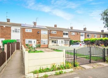 3 bed terraced house for sale in Rudge Close, Willenhall, West Midlands WV12