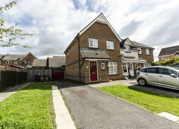 Thumbnail 3 bed end terrace house for sale in Barn Piece, Chandler's Ford, Eastleigh, Hampshire