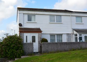 Thumbnail 3 bed end terrace house to rent in Noweth Place, Falmouth