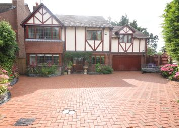 4 bed detached house for sale in Winchester Close, Woolton, Liverpool L25