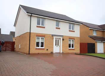 Thumbnail 4 bed detached house for sale in Kelburn Grove, Airdrie