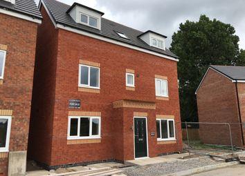 Thumbnail 4 bedroom detached house to rent in Springbank Gardens, Platt Bridge, Wigan