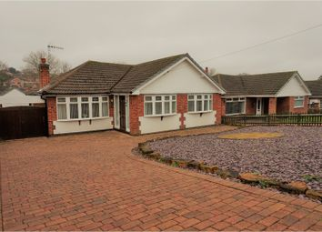 Thumbnail 3 bed detached bungalow for sale in Abbotsbury Close, Rise Park Nottingham