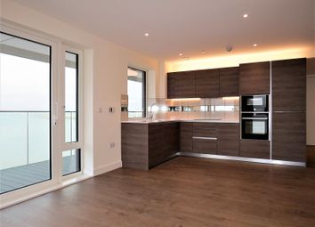 Thumbnail 2 bed flat to rent in Duke Of Wellington Avenue, Royal Arsenal