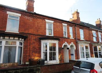 Thumbnail 3 bed terraced house for sale in Foster Street, Lincoln