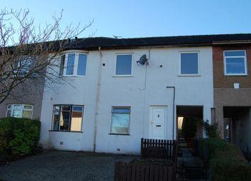 Thumbnail 3 bed flat for sale in Tweedsmuir Road, Cardonald