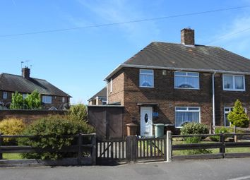 Thumbnail 3 bed semi-detached house for sale in Colchester Road, Strelley, Nottingham