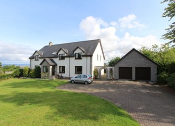 Thumbnail 8 bedroom detached house for sale in Tigh Na Croit, Easter Muckovie, Inverness