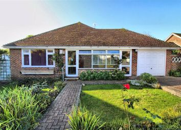 Thumbnail 3 bed detached bungalow for sale in Barcombe Close, Seaford, East Sussex