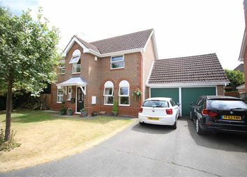 Thumbnail 4 bed detached house for sale in West Beck Grove, Darlington, Co. Durham
