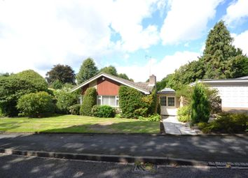 Thumbnail 4 bed detached bungalow for sale in Birchfield Grove, Epsom