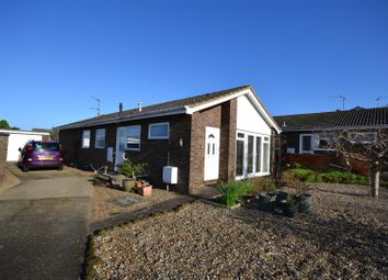 Thumbnail 3 bed detached bungalow for sale in Grovelands, Ingoldisthorpe, King's Lynn