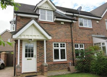 Thumbnail 2 bed end terrace house to rent in Baugh Close, Washington