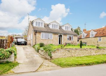 Thumbnail 4 bed detached house for sale in Moor End Road, Radwell