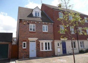 Thumbnail 3 bed town house to rent in Costard Avenue, Heathcote, Warwick