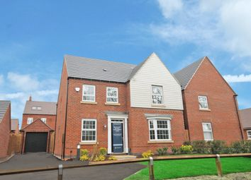 "Thumbnail 4 bed detached house for sale in ""Holden"" at Albert Hall Place, Coalville"