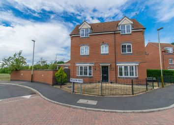 Thumbnail 4 bed detached house for sale in Thornborough Way, Hamilton