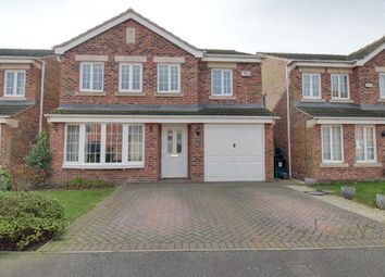 Thumbnail 4 bed detached house for sale in Moat Way, Brayton, Selby