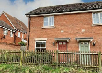 2 bed semi-detached house for sale in Goosander Road, Stowmarket IP14