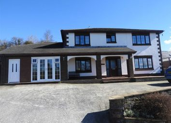 Thumbnail 4 bedroom detached house for sale in Llechryd, Cardigan