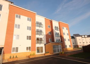 Thumbnail 2 bed flat for sale in Flat 26 Riverview House, Kempston Road, Bedford