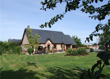 Thumbnail 4 bed detached house for sale in Lieurey, Eure, Normandy, France