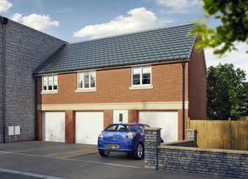 "Thumbnail 2 bed property for sale in ""The Hazel"" at Mill Lane, Bitton, Bristol"