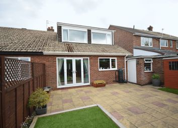 Thumbnail 3 bed bungalow for sale in Malvern Road, North Shields