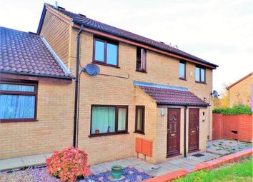 Thumbnail 3 bed terraced house for sale in Blackthorn Drive, Anstey Heights, Leicester
