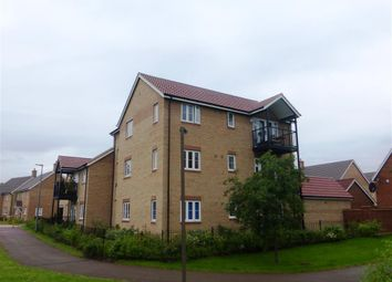 Thumbnail 2 bedroom flat to rent in Bedgebury Place, Kents Hill, Milton Keynes