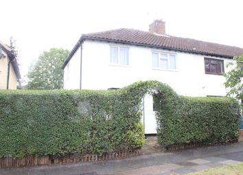 Church Lane, Harrow Weald, Harrow HA3. 3 bed end terrace house for sale