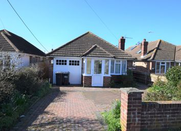 Thumbnail 2 bed bungalow for sale in Val Prinseps Road, Pevensey Bay