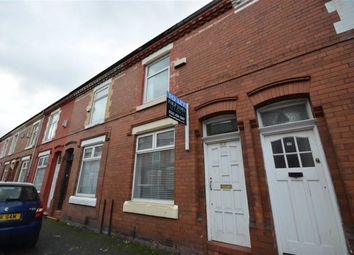 Thumbnail 2 bed terraced house to rent in Worthing Street, Rusholme, Manchester