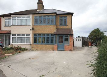 Thumbnail 3 bed semi-detached house to rent in Ramsden Drive, Romford