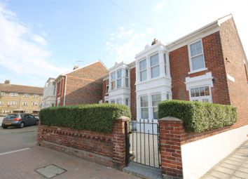 Thumbnail 4 bed semi-detached house for sale in Langstone Road, Portsmouth