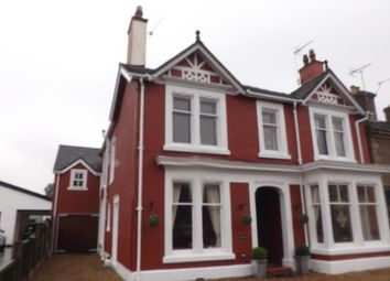 Thumbnail 4 bed detached house for sale in Crewe Road, Alsager, Cheshire