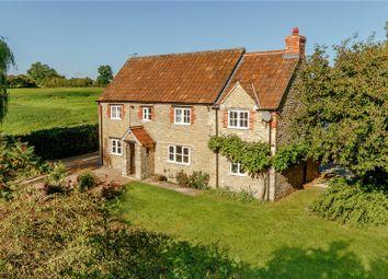 Thumbnail 5 bed detached house for sale in Sutton Road, Kington Langley, Chippenham, Wiltshire