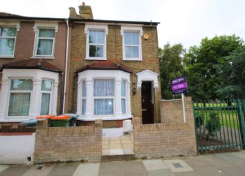 Thumbnail 3 bed end terrace house for sale in Masterman Road, London