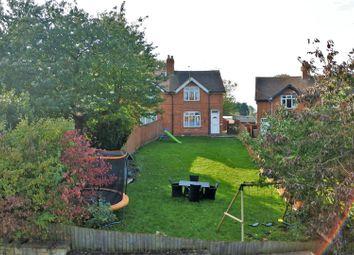 Thumbnail 3 bed semi-detached house for sale in Moreleys Lane, Corby Glen, Grantham