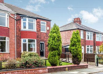 Thumbnail 3 bed semi-detached house for sale in Orme Avenue, Salford