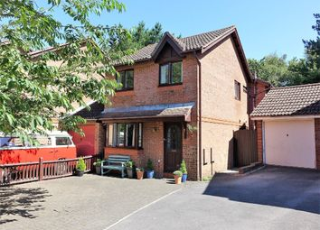 Thumbnail 4 bed link-detached house for sale in Brendon Close, Dibden Purlieu, Southampton