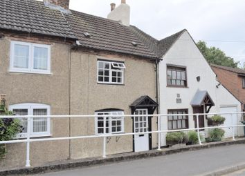 Thumbnail 2 bedroom cottage for sale in Brook Street, Hartshorne, Swadlincote